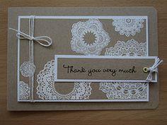 Card making inspiration