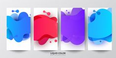 Modern gradient banner Vectors, Photos and PSD files Circle Infographic, Banner Vector, Banner Template, Vintage Grunge, Banner Vertical, Origami Templates, Box Templates, Design Templates, Backgrounds