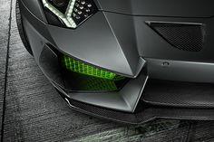 Lamborghini Aventador on Behance