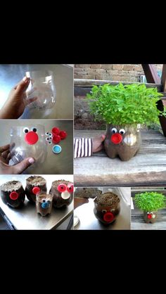 Cool craft to do..that would be cute for teachers to do with their students