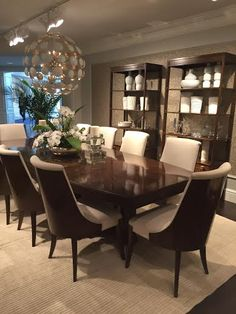 Stanley Dining Furniture  High Point Market 2015  Look Out For Magnificent Stanley Dining Room Set Design Ideas