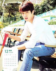 #인피니트 Sungyeol - 2016 Season Greetings Calendar