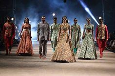 Lakme fashion week 2015 Sabyasachi