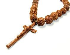 https://www.etsy.com/uk/listing/591225049/brown-patterned-beads-rosary-brown