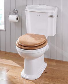 Seat nest bottom of toilet