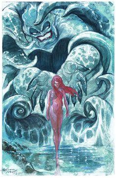 Ariel the Little Mermaid | Geek Art: The Little Mermaid - Epic