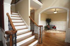 Staircase Design / Trim