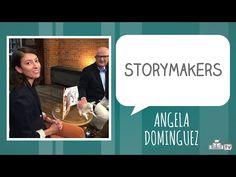 StoryMakers | Angela Dominguez - KidLit.TV