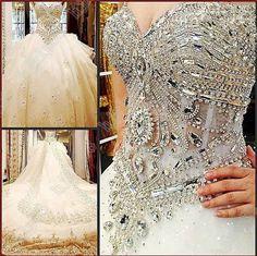 Crystal Bright Sexy Beautiful Dream Wedding Dress on Chiq  $375.00 http://www.chiq.com/crystal-bright-sexy-beautiful-dream-wedding-dress