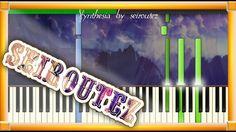 [Synthesia][MIDI][Piano] borhap HarpSound