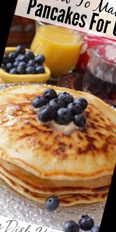 #Pancake #Recipe #Delicious #Kitchen Pancake Recipe For One 18+ Pancake Recipe For One   Fluffy And Delicious   One Dish Kitchen   Pancake Recipe For One Year Old   2020 Pancakes Easy, Kitchen Dishes, Meals For One, Easy Meals, Breakfast, Recipes, Food, Egg, Milk