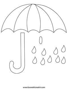 Sagoma ombrello