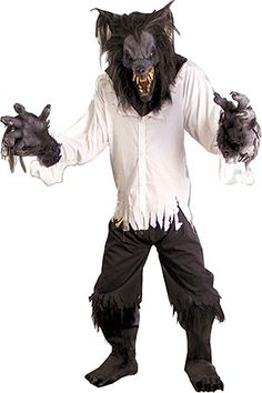 boys hungry howler werewolf costume werewolf costume costumes and monster costumes - Halloween Costumes Wolf