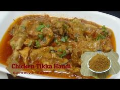 Chicken Masala, Chicken Tikka, Chicken Handi, Potato Wedges Recipe, Naan, Chicken Recipes, Potatoes, Homemade, Food