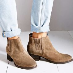 Spotted while shopping on Poshmark: Jeffrey Campbell Warr Ankle Boots! #poshmark #fashion #shopping #style #Urban Outfitters #Shoes