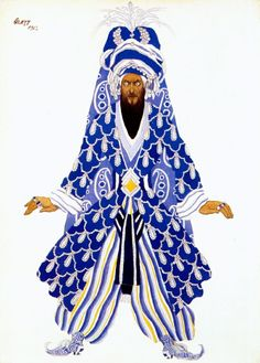 Vengeful Sultan is one of artworks by Lev (Leon) Bakst. Artwork analysis, large resolution images, user comments, interesting facts and much more. Russian Painting, Russian Art, Art Nouveau, Empire Ottoman, Art Costume, Theatre Costumes, Gravure, Costume Design, Great Artists
