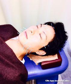 * ✨Men's美容鍼トライアル✨ 👱🏼男を磨く美容鍼✨ いい男は、美容鍼をはじている 月2回のお手入れで持続✨ Beauty acupuncture poli...