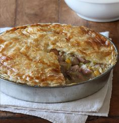 Family Chicken Pie - using White Wings flour