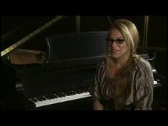 I absolutely adore Melody Gardot. Her music, centeredness, and peaceful disposition is inspiring.