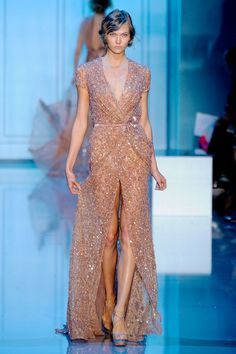 elie saab haute couture fall 2011.