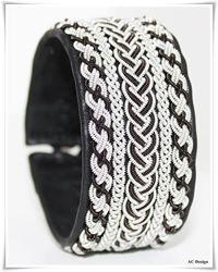 Brage in Black reindeer leather. You find it here: http://www.acdesign.se/bracelets-wide/