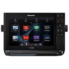 "#!  Raymarine eS127 121"" MFD Combo w/Wi-Fi, ClearPulse Digital Sonar & US LNC Vector Charts"