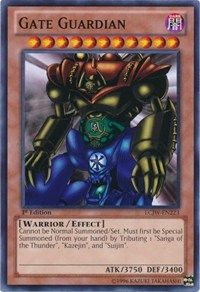 Gate Guardian yugioh card