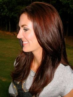 20+ Dark Auburn Hair Color