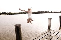photo credit: cameron charles lewis/// I remember jumping in the lake plenty of times.loved it and still do Summer Fun, Summer Time, Summer Days, Leap Day, Summer Feeling, Happy Weekend, Helsinki, Outdoor Fun, Life Is Beautiful