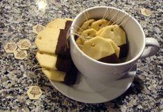 Cookies ideales en forma de bolsa de té para Tea Parties1 Cookies ideales en forma de bolsa de té para Tea Parties