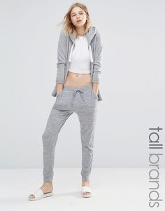 Image 1 of New Look Tall Loungewear Jogger