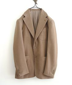 COMOLI ウールカシミヤコーデュロイジャケット http://floraison.shop-pro.jp/?pid=80555402