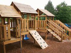 Backyard Playground | Churches & Preschools