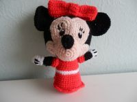 0149_170820minniemouse01voor Petra, Mousse, Minnie Mouse, Teddy Bear, Toys, Animals, Activity Toys, Animales, Animaux