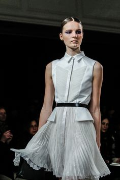 Jason Wu Fall 2013 Ready-to-Wear Collection on Style.com: Atmosphere