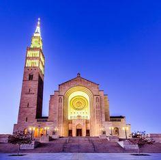 Basilica of the National Shrine of the Immaculate Conception, Washington DC #FaithinAmericaproject