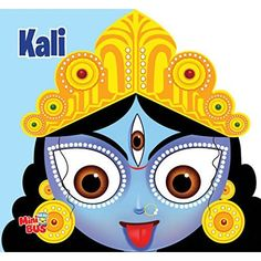 The cut-out board books for the tiny tots encourage them to learn interesting facts about gods and goddesses. Easy Disney Drawings, Easy Doodles Drawings, Kali Puja, Durga Maa, Cute Paintings, Indian Art Paintings, Buddha Doodle, Mother Kali, Shiva Lord Wallpapers