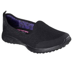 Keep things totally cool and breezy with the SKECHERS Relaxed Fit®: Reggae Fest - Willows shoe.  Skech Knit Mesh nearly one piece fabric upper in a slip on sporty casual comfort moc with Air Cooled Memory Foam insole.