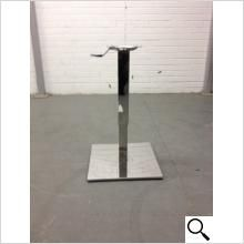 Charming Adjustable Chrome Table Base   Gas Lift | Sale Items