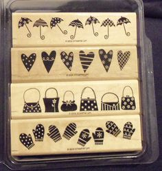 Stampin Up Stamp Set Weather Or Not