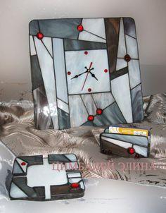 Купить Классика - часы необычные, авторские часы, часы настенные из стекла, оригинальный подарок