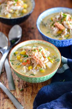 Crab and Corn Chowder will definitely make the rest of winter a little more delicious. Here's hoping spring arrives soon!