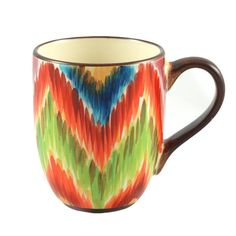 Endless Coffee Mugs...mmmm you could make this with sharpie markers and a little bake:)