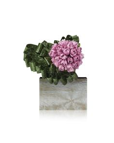 Join us now to view the latest floral collections from Armani/Fiori. Discover floral arrangements that can be customized to fit any interior perfectly. Ikebana Flower Arrangement, Ikebana Arrangements, Modern Flower Arrangements, Pink Tulips, Table Flowers, Art And Architecture, Flower Decorations, Flower Designs, Flower Art