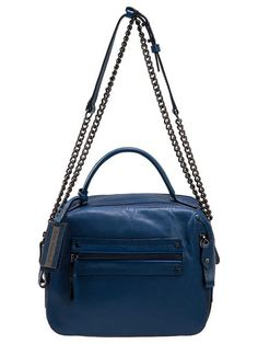 Elisa Atheniense Bolsa Azul - Elisa Atheniense - Farfetch.com