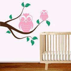 owls decal