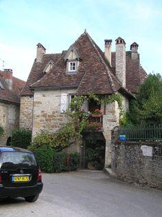 Cottage in Carennac France