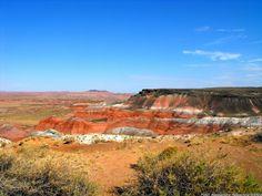 Arizona's Painted Desert
