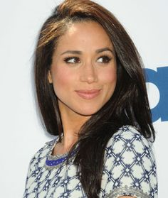 Isn't she lovely? Don't miss this exclusive interview with Suits' Meghan Markle where she reveals her diet and fitness secrets.