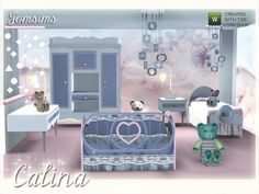 Calina Nursery by Jomsims  http://www.thesimsresource.com/downloads/1188696